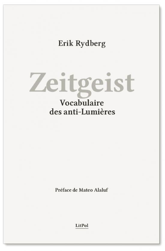 Novlangue néobourgeoise Zeitgeist Alaluf Rydberg